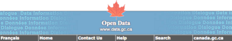 Discussing data.gc.ca, Nesstar, and Open Data in Canada with Tony Clement