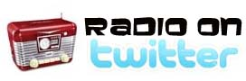 Radio on Twitter