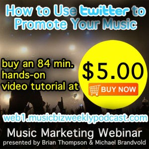 How to use Twitter to promote your music