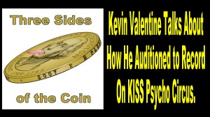 Kevin Valentine Joins Three Sides of the Coin