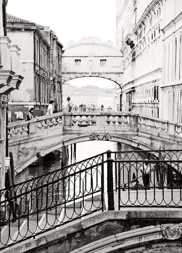 Venice Italy Limited Edition Photography Michael David Adams Photographer bridge of sighs
