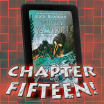Michael Reads Percy Jackson: The Battle of the Labyrinth – Ch 15