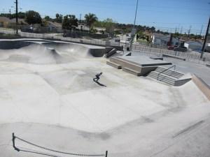Hawthorne, CA Skatepark
