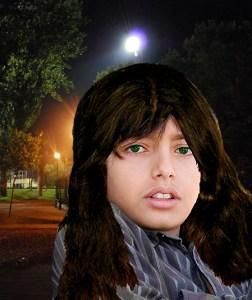 Lance in Park