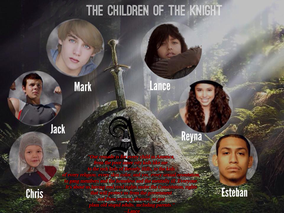 The Children of the Knight
