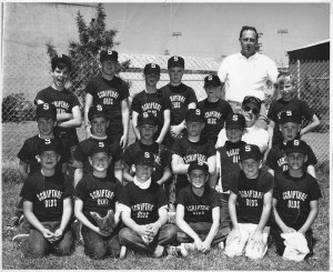 2nd Year Little League Team