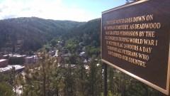 Overlooking Deadwood