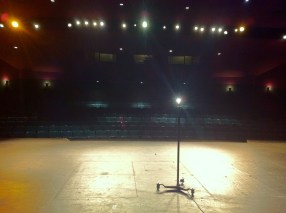 Closing another show with Harmony Theatre. St. Louis Park, MN, USA. 2012.