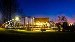 "Brücke zur Bar ""Entenwerder1"""