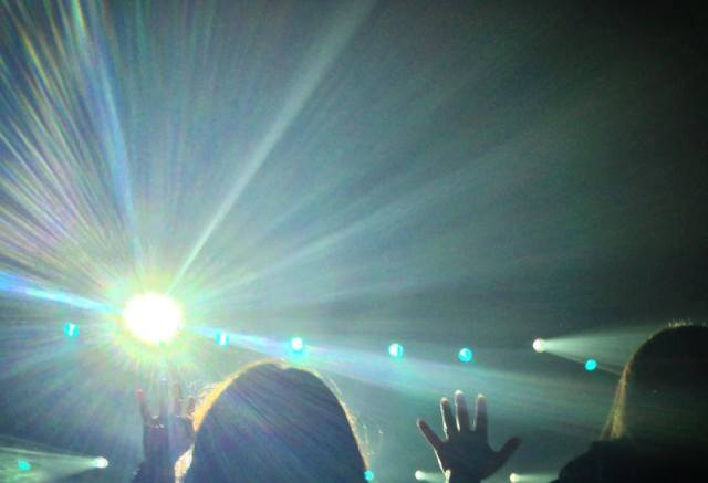 Worship in the Light