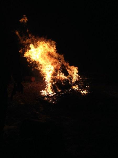 mkl michelle liebmann bonfire