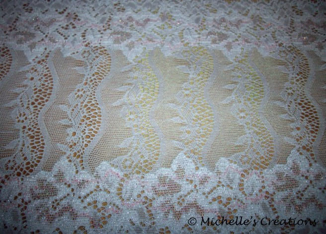 sparkle ivory over gold