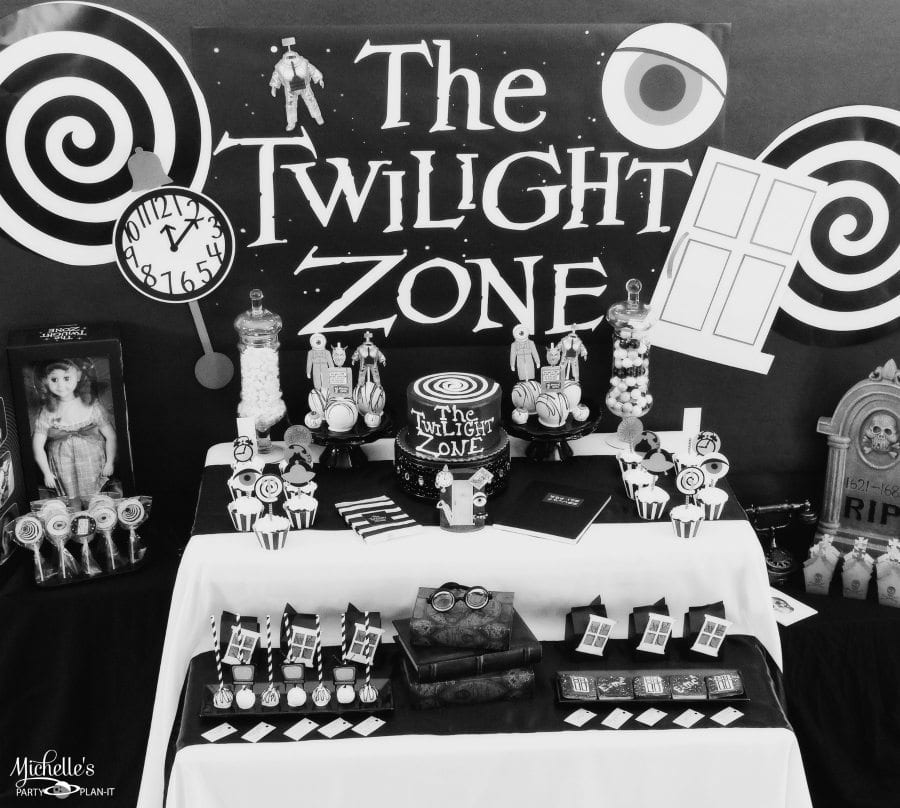 Next Stop...The Twilight Zone Party