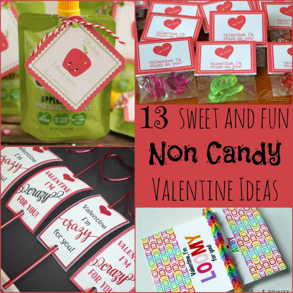 Valentine's Non Candy Ideas