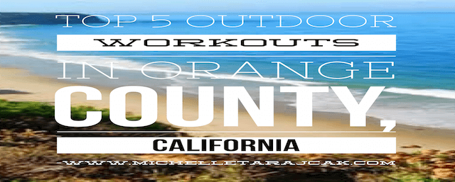 Top 5 Outdoor Fitness Workouts In Orange County, CA