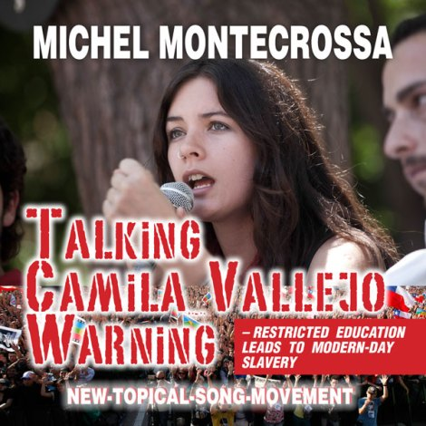 Talking Camila Vallejo Warning - Restricted Education Leads To Modern-Day Slavery