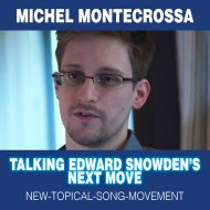 Talking Edward Snowden's Next Move
