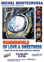 Wonderworld Of Love & Sweetness Concert