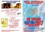 Seelenrasur Konzert, Lesung & Die große Gauting Party Konzert