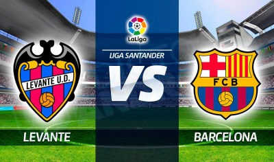 Levante vs Barcelona. Live Stream – Michael Tonlagha's Blog