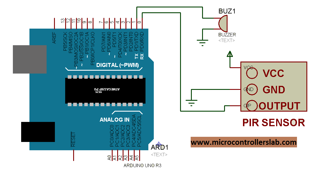 circuit diagram of PIR sensor?resize\\\\\\\=1060%2C582 pir wiring diagram on pir download wirning diagrams led pir flood light wiring diagram at gsmportal.co
