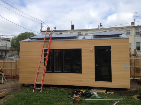 Minim solar array (960 watts)