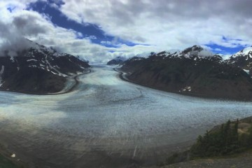 The Salmon Glacier