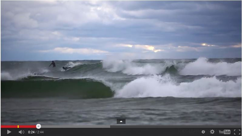 Crazy Lake Michigan Surfers Michigan Dawn Patrol