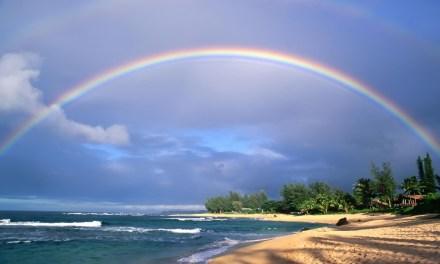 Mejor que un arco iris