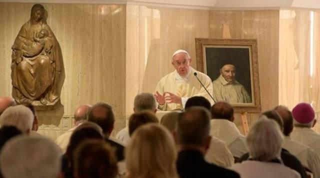 Si te sientes triste, deprimido y sin ganas de vivir Papa Francisco dice que hagas esto
