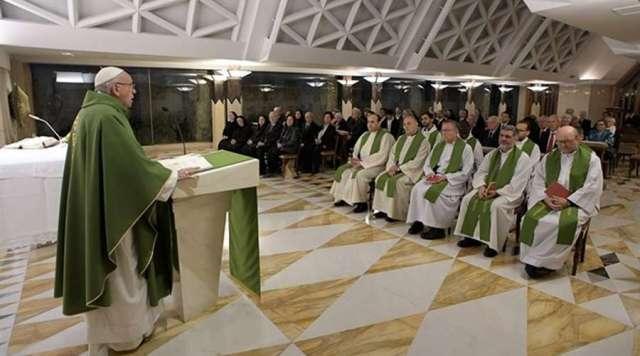 ¿Quieres asistir a la Misa del Papa Francisco en Santa Marta? Esto es lo que debes hacer