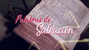 PALABRAS DE SALVACIÓN 25 DE SEPTIEMBRE