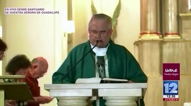 VIDEO: MISA DOMINICAL 12 DE NOVIEMBRE