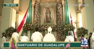 """VIDEO: 12 DE DICIEMBRE """"MAÑANITAS Y MISA A NUESTRA SEÑORA DE GUADALUPE"""""""