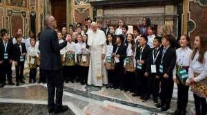 ¿De verdad prestamos atención a quien más lo necesita?, pregunta el Papa a jóvenes