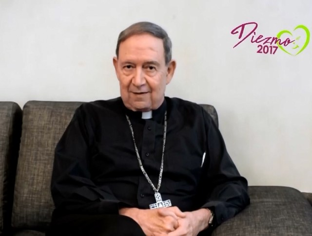 VIDEO 3: INVITA MONS. ALONSO GARZA A CUMPLIR CON EL DIEZMO 2017