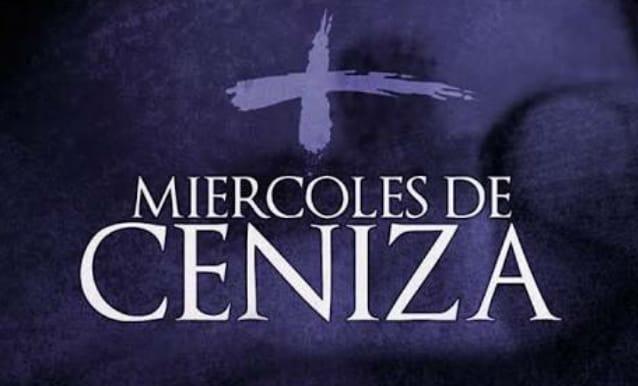 HORARIOS DE LAS PARROQUIAS DE PIEDRAS NEGRAS PARA EL MIÉRCOLES DE CENIZA