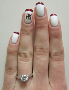Engagement Manicure