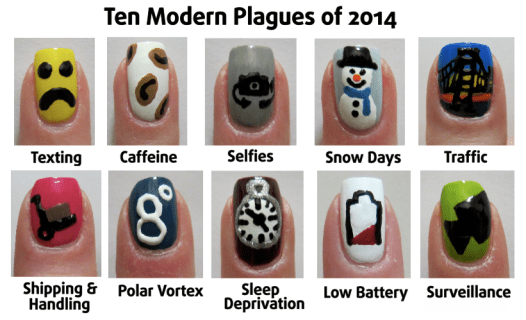 Ten Modern Plagues of 2014
