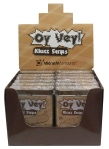 Oy Vey! Klutz Strips Display Box