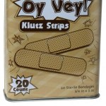 Oy Vey Klutz Strips