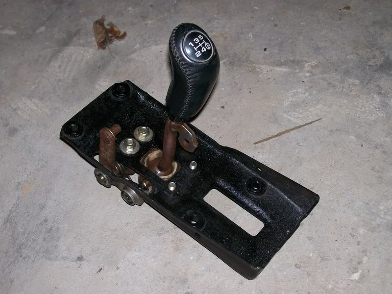 manual to automatic transmission conversion