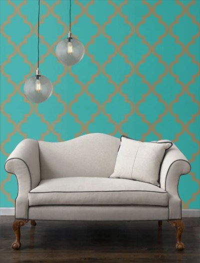 MG Decor: Removable Wallpaper For NYC Apartment Renters | Midtown Girl
