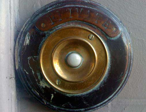 Itu0027s 4 A.m. And Your Doorbell Rings. What Should You Do? Photo Courtesy  Creative Commons By Claire Cessford