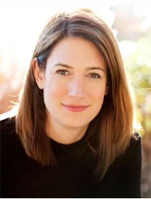 Author Gillian Flynn will be grand marshall of this year's St. Patrick's Day Parade.