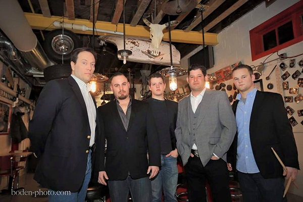 Interstate 49 is one of the bands playing at this year's Porchfest in the West Plaza neighborhood June 13.