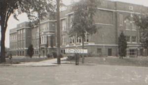Bancroft School in 1940.