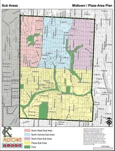 midtown plaza area plan