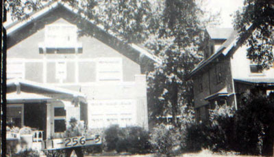 The house as it looked in 1940. Courtesy Kansas City Public Library/Missouri Valley Special Collections.