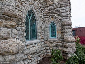 church-walls